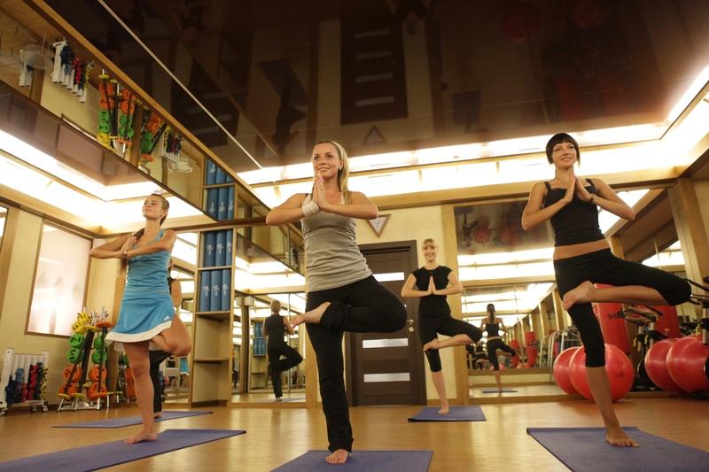 Мягкий свет элементы хатха йоги